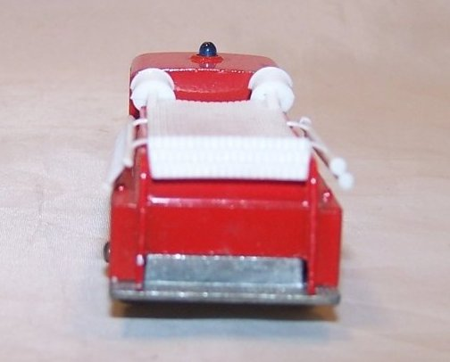 Image 2 of Lesney Matchbox Series Die Cast Toy Fire Pumper Truck, VGC