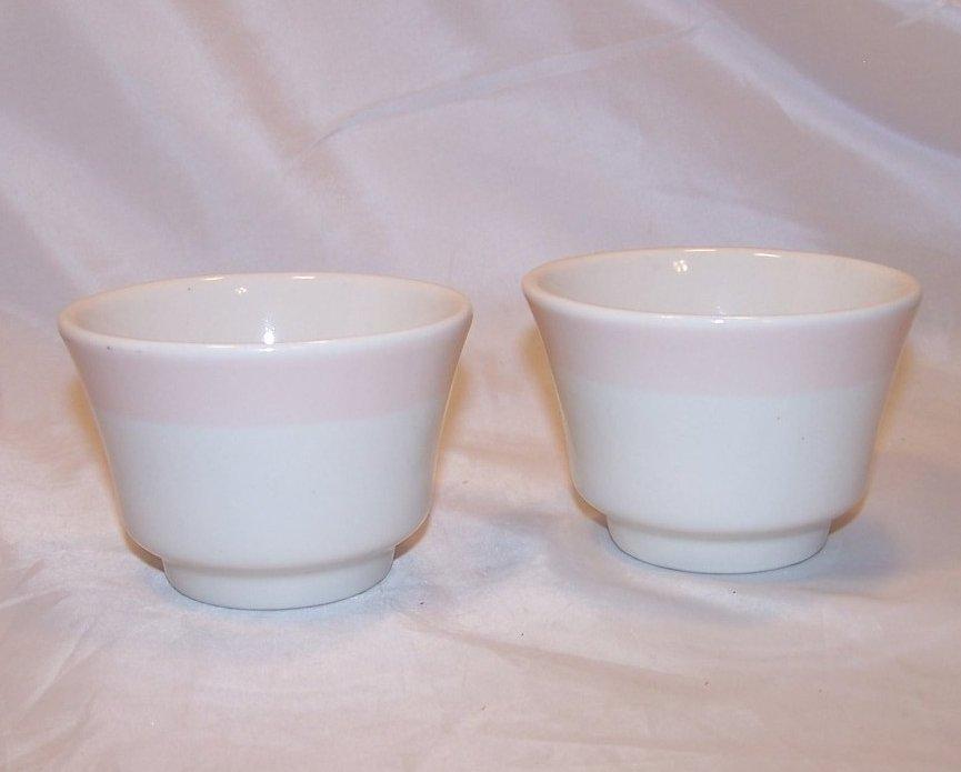 Sterling China Bowl, Dish, B1028, Sample, Prototype