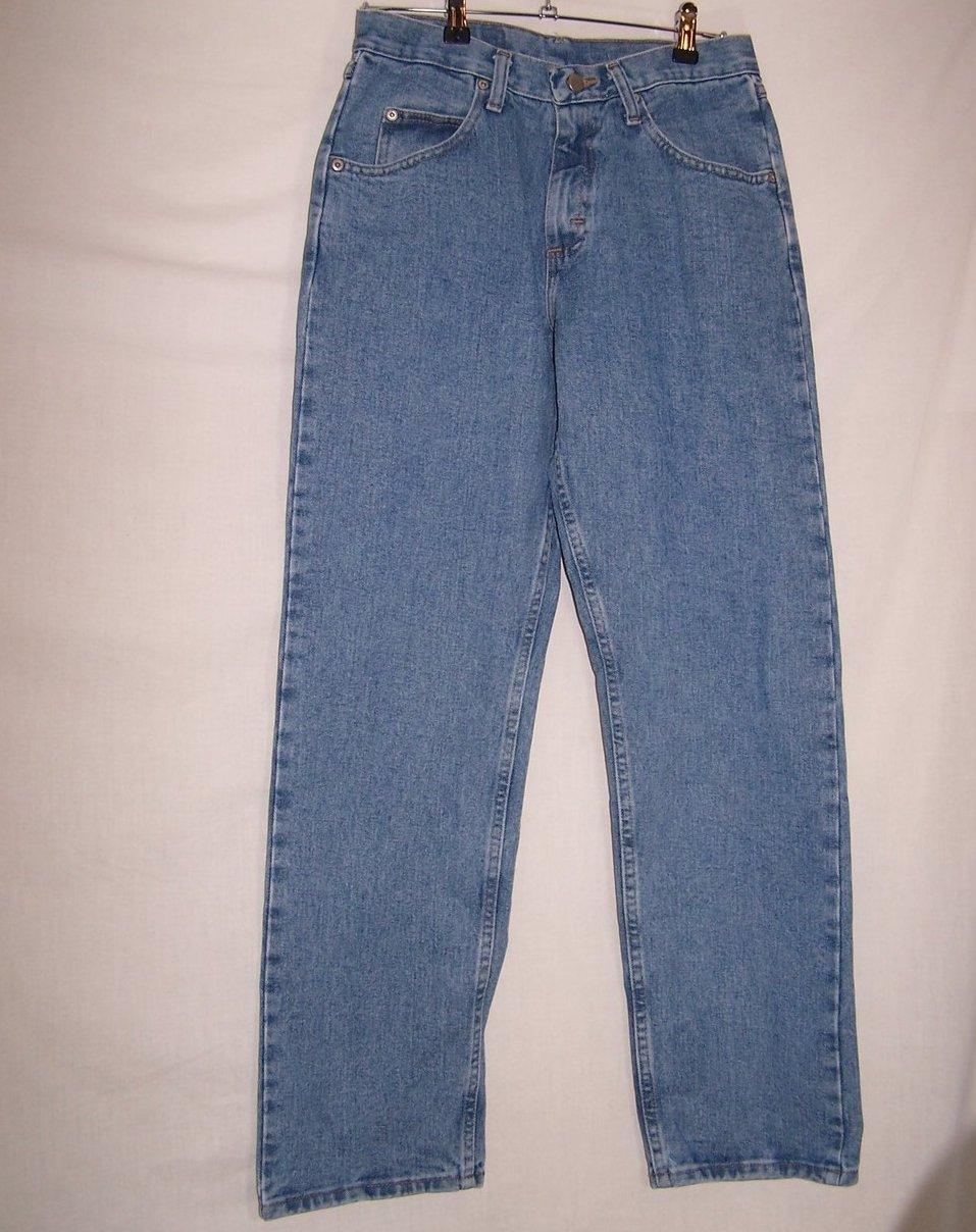 Size 29 x 30 Mens Jeans, Wrangler