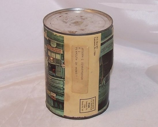 Image 2 of DuPont Agrichemicals Promotional Puzzle, Sealed Can, 1976