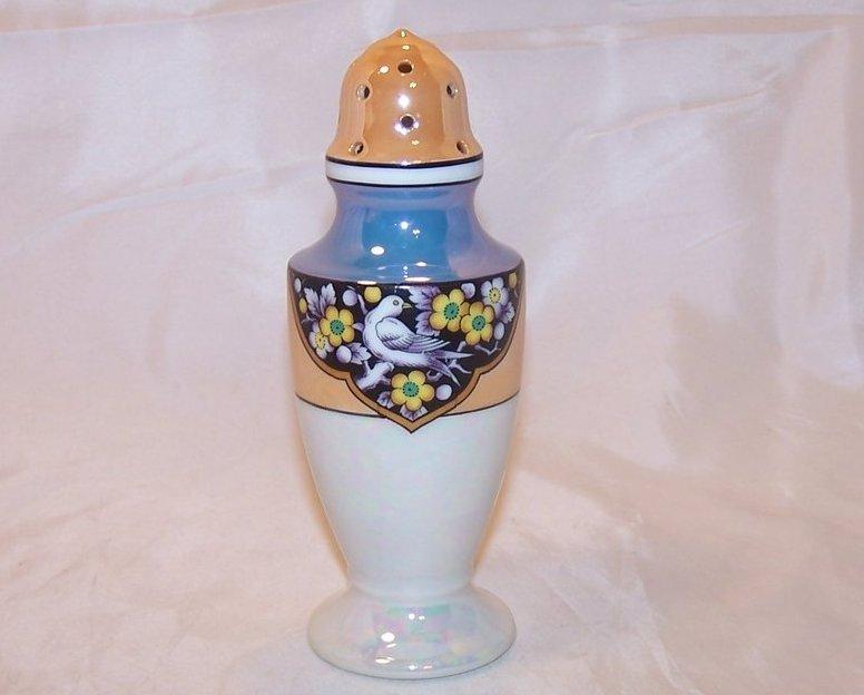 Noritake Hand Painted Vegetable Serving Bowl, Gold Highlights