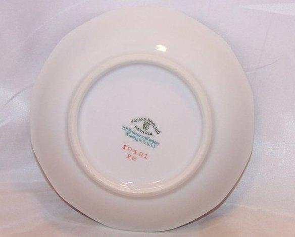 Image 1 of  Johann Haviland Rose Garland Dessert Bowl, 10491 28  X9