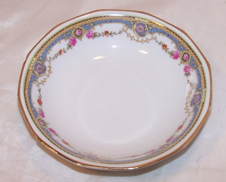 Johann Haviland, Rose Garland Dessert Bowl, 10491 28
