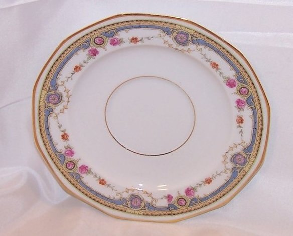 Johann Haviland Rose Garland Saucer, 10491 28
