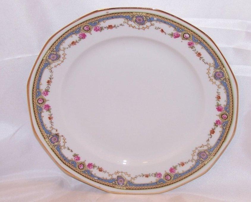 Johann Haviland Rose Garland Salad Plate, 10491 28