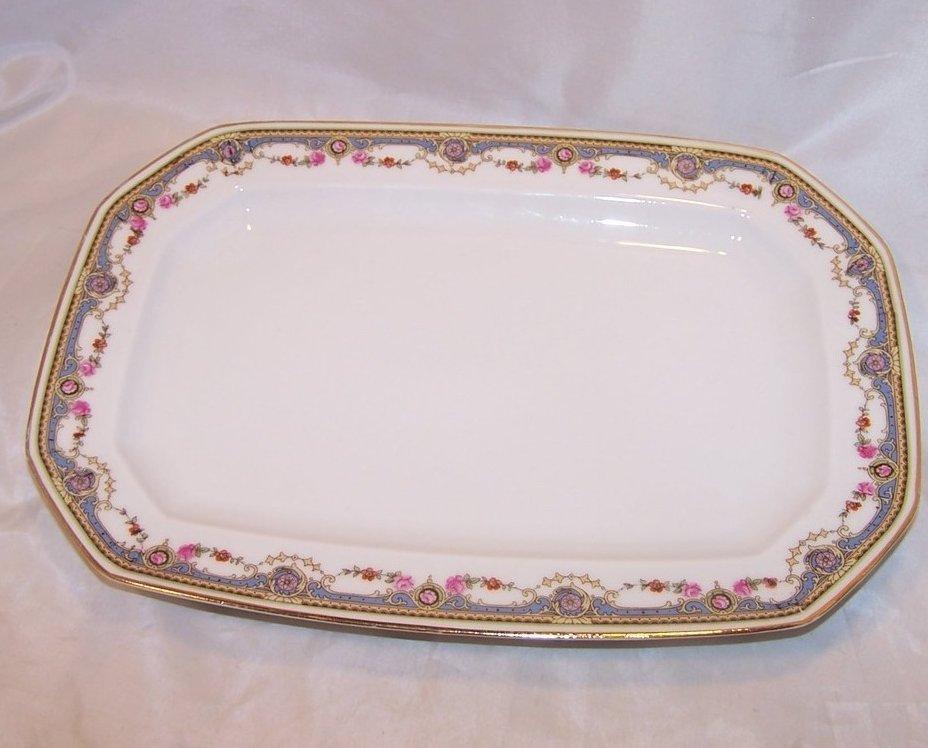 Johann Haviland Rose Garland Serving Platter, 10491 23