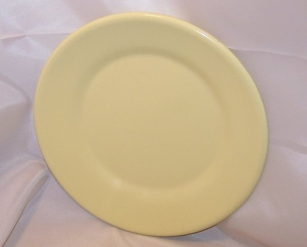 Image 0 of Arrowhead, Texas Ware Yellow Melmac Melamine Plate