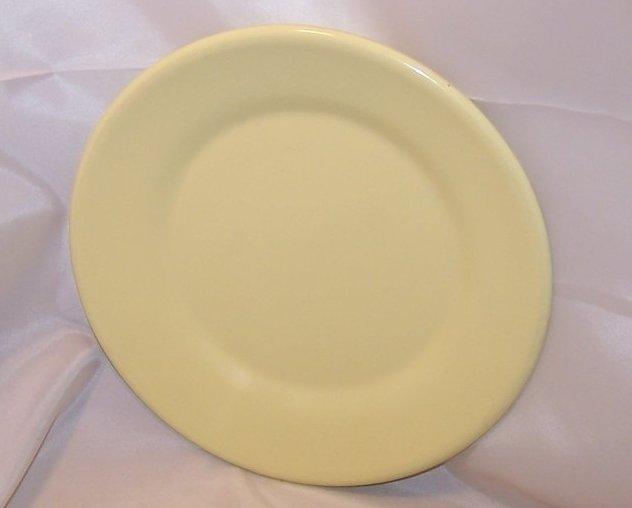 Arrowhead, Texas Ware Yellow Melmac Melamine Plate