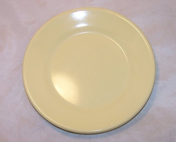Image 1 of Arrowhead, Texas Ware Yellow Melmac Melamine Plate