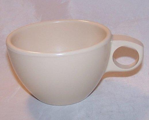 Arrowhead, Texas Ware Tan, Beige Melmac Melamine Cup