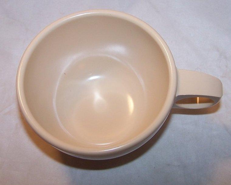 Image 1 of Arrowhead, Texas Ware Tan, Beige Melmac Melamine Cup
