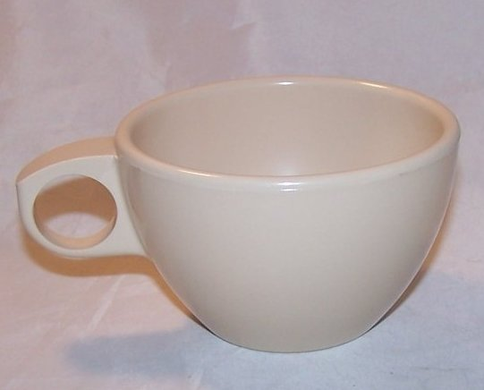 Image 2 of Arrowhead, Texas Ware Tan, Beige Melmac Melamine Cup