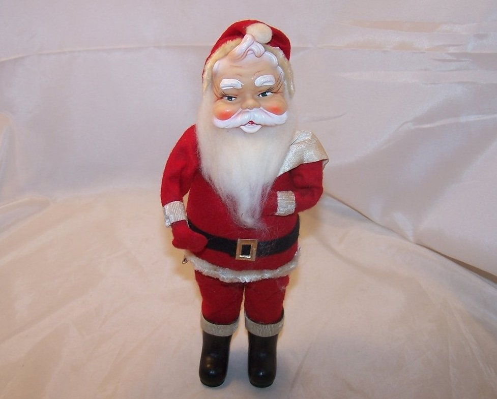 Santa Claus, Vintage, Dream Dolls, R. Dakin