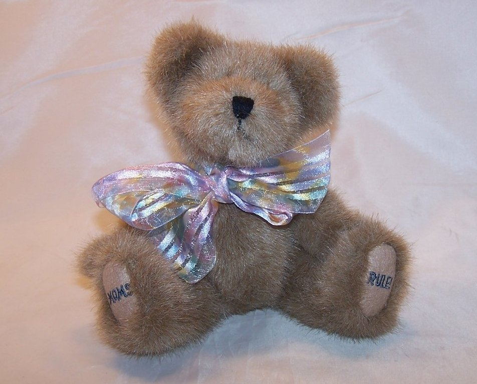 Boyds Bears Moms Rule, Special Occasion Ed Jointed Bear, NWT