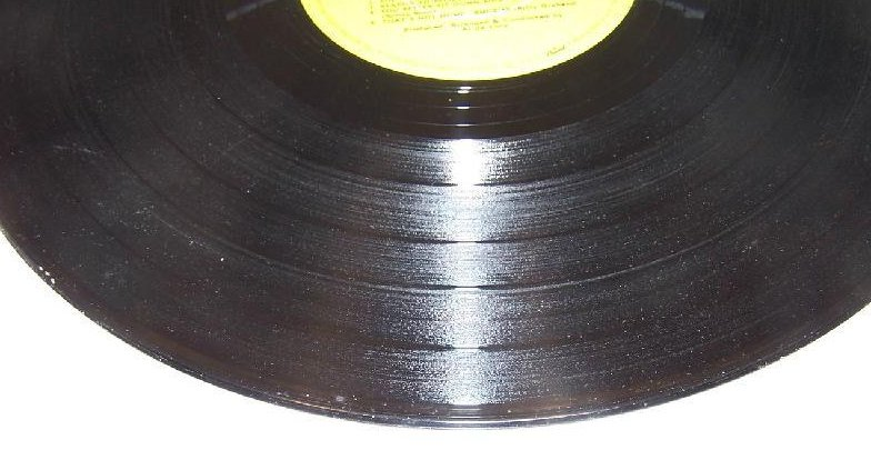 Image 4 of Wichita Lineman, Glen Campbell Record, Capitol Records