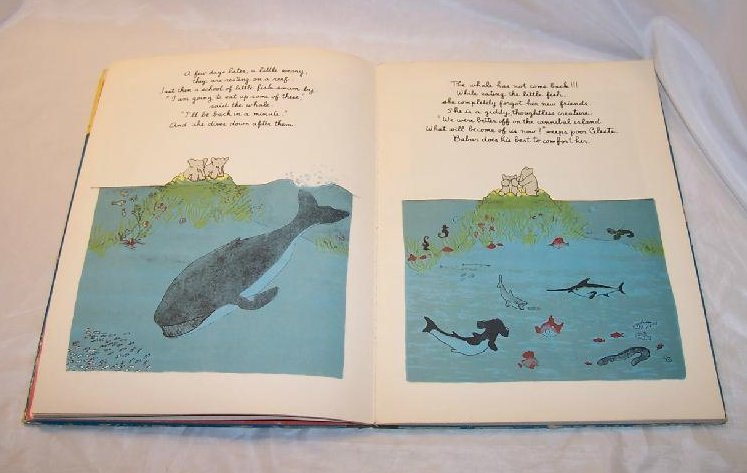 The Story of Babar The Little Elephant by Jean De Brunhoff