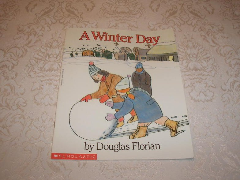 A Winter Day Florian Like New Softcover