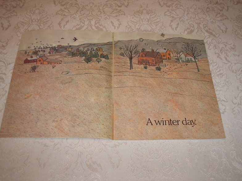 Image 1 of A Winter Day Florian Like New Softcover
