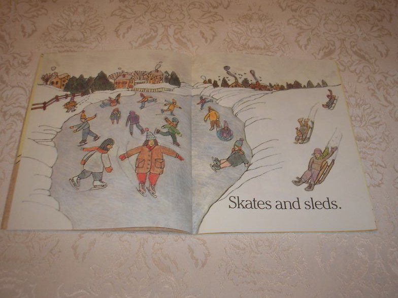 Image 5 of A Winter Day Florian Like New Softcover