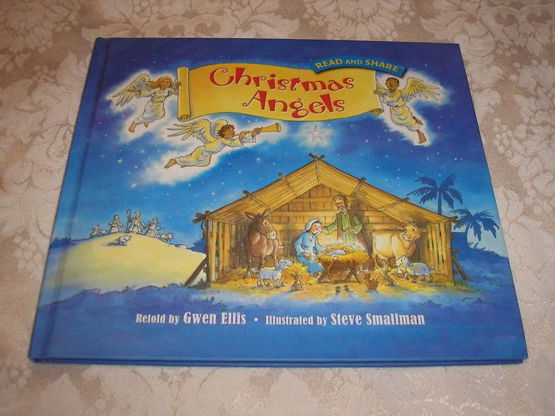 Christmas Angels Ellis brand new pop up hc