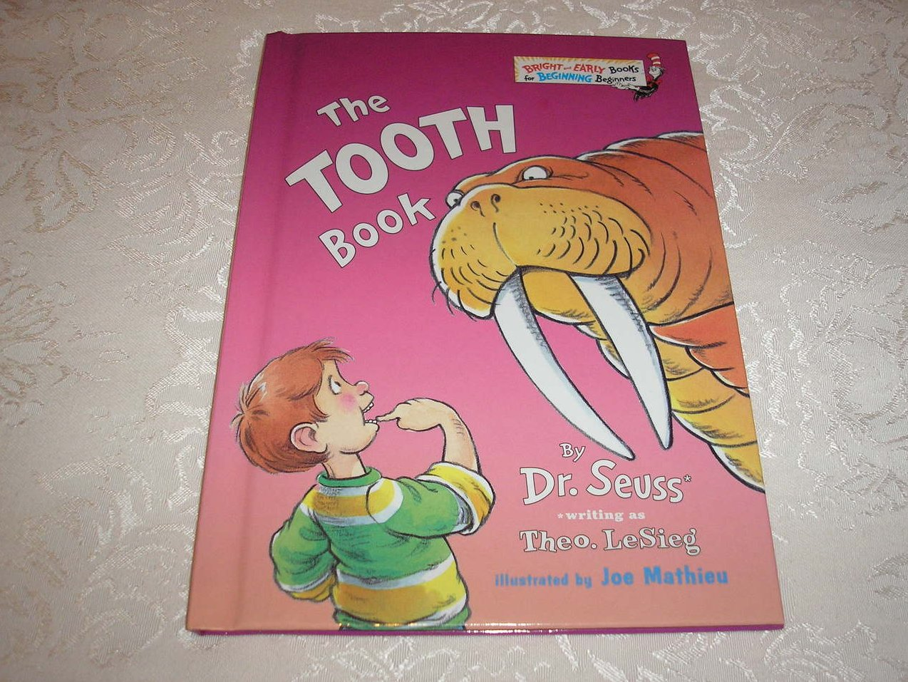 The Tooth Book Dr. Seuss like new hc