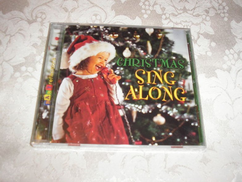 Christmas Sing Along brand new sealed CD