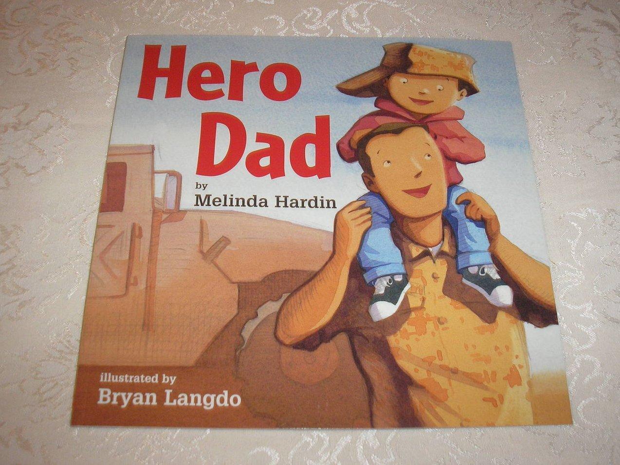 Hero Dad Melinda Hardin Brand New SC
