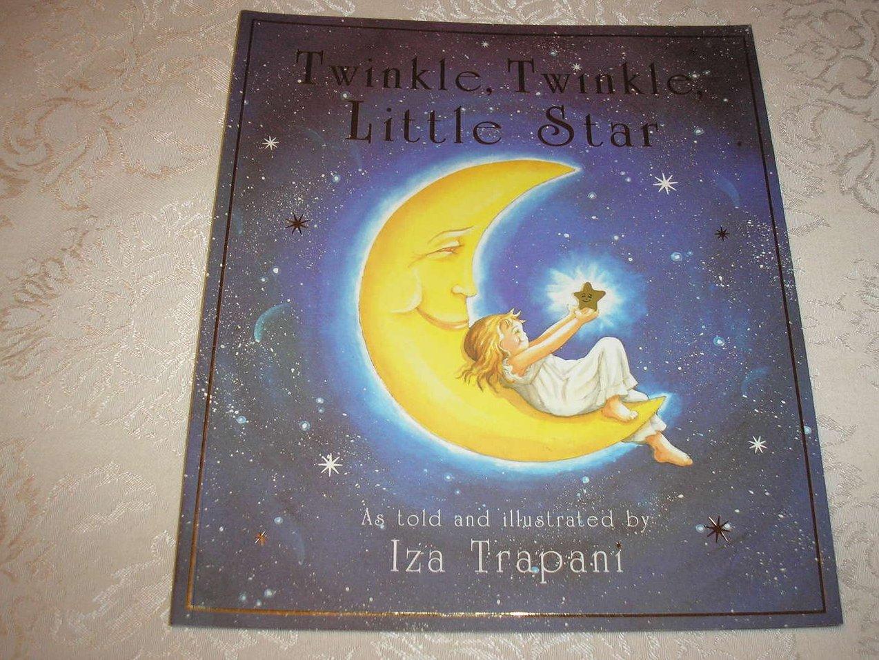 Twinkle, Twinkle, Little Star Iza Trapani like new sc