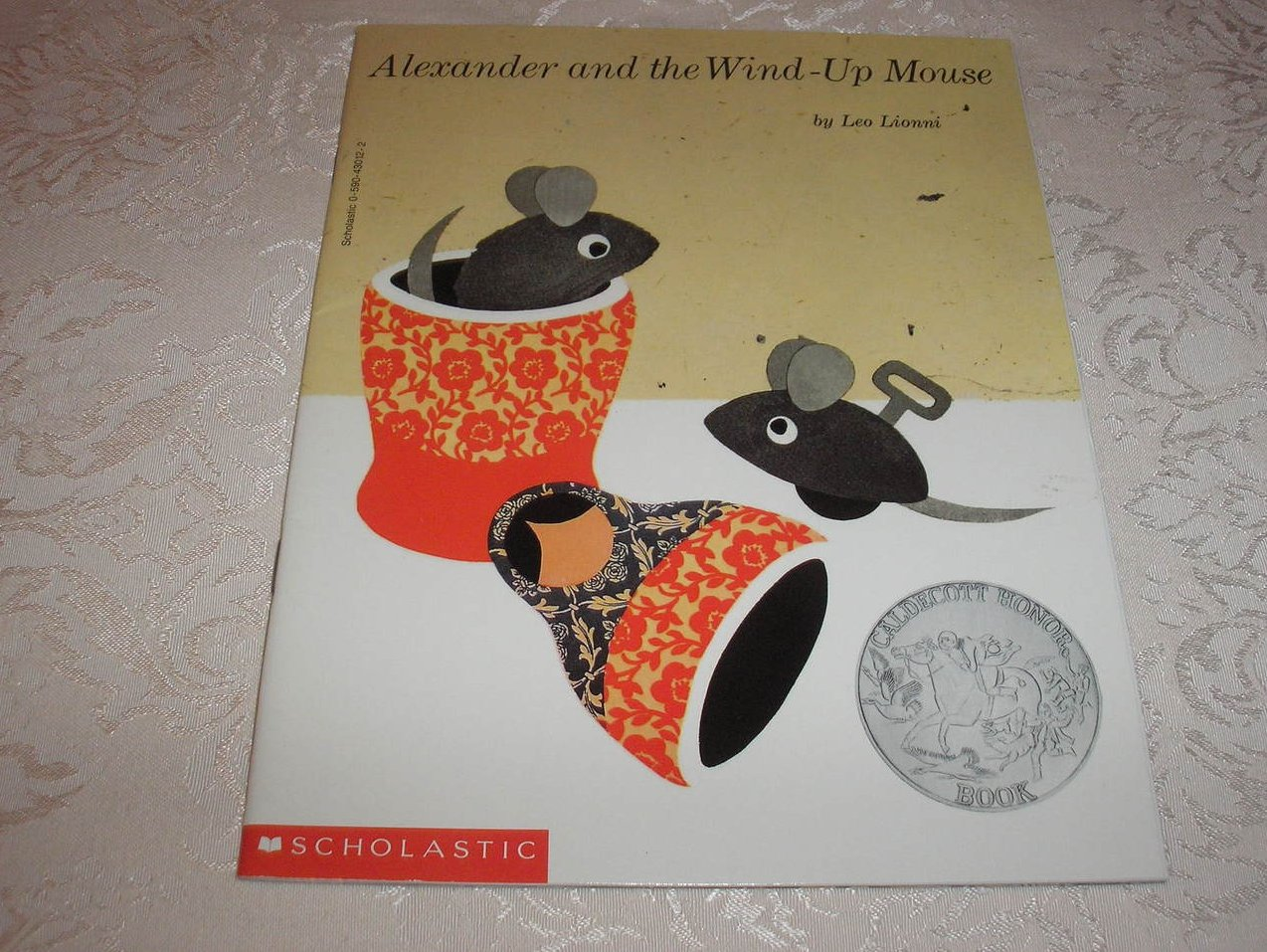 Alexander and the Wind-Up Mouse  Leo Lionni  brand new sc