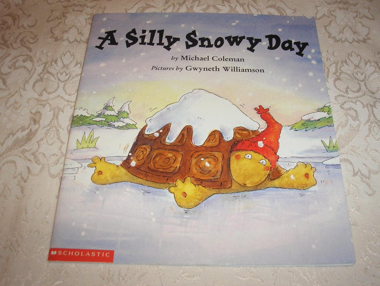 A Silly Snowy Day Michael Coleman good clean sc