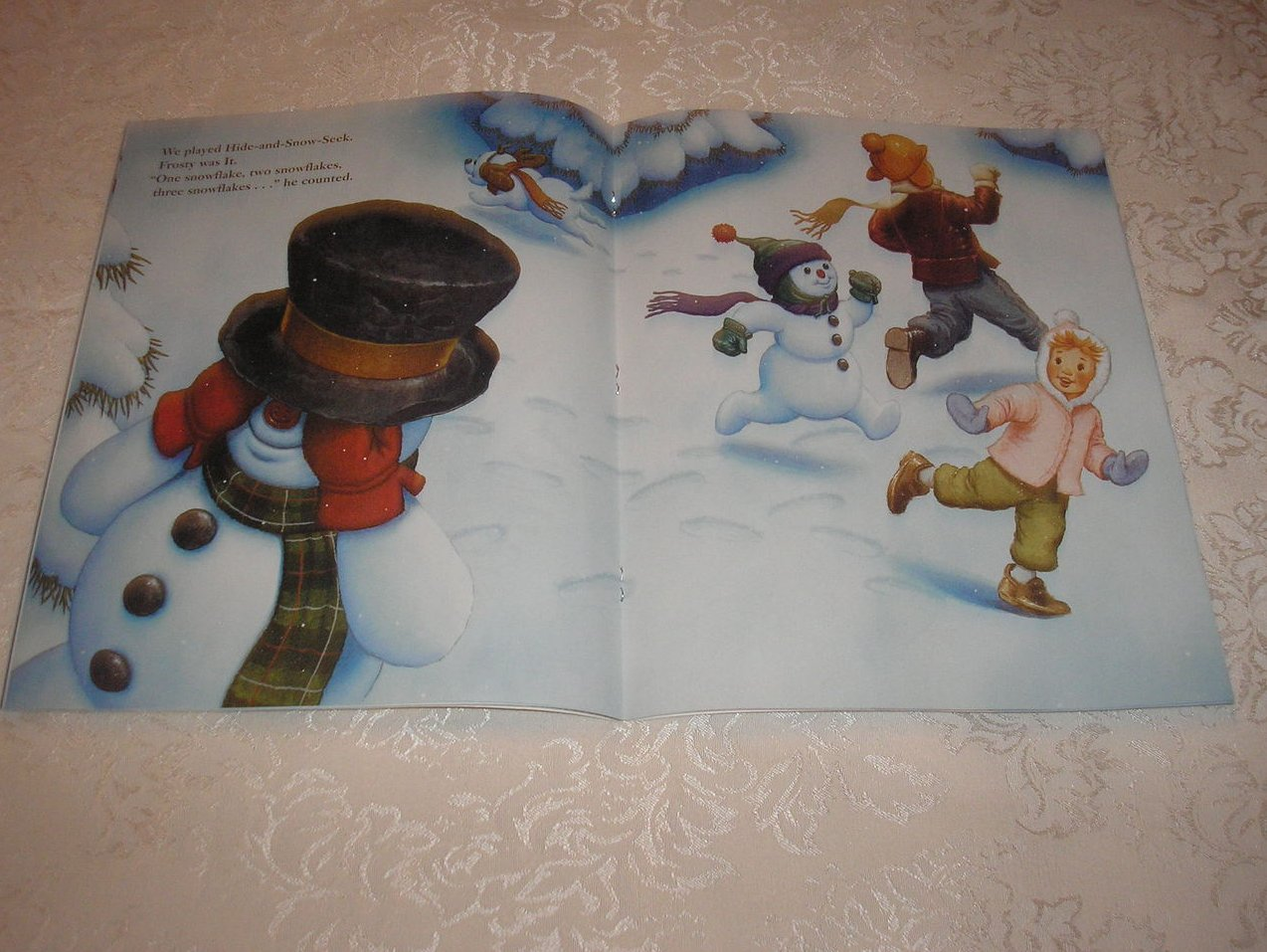 Image 3 of Frosty's New Friends Nelson Rollins Cowdrey Good Softcover