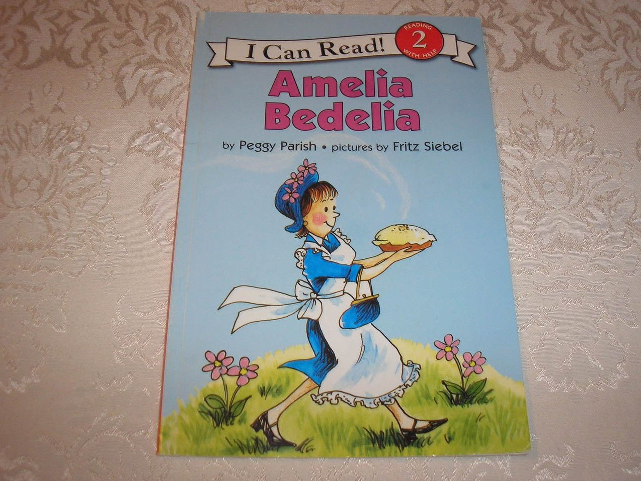 Amelia Bedelia Peggy Parish good clean level 2 reader