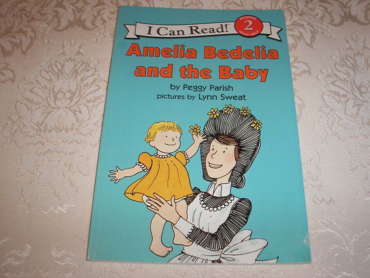 Amelia Bedelia and the Baby Peggy Parish good clean level 2 reader