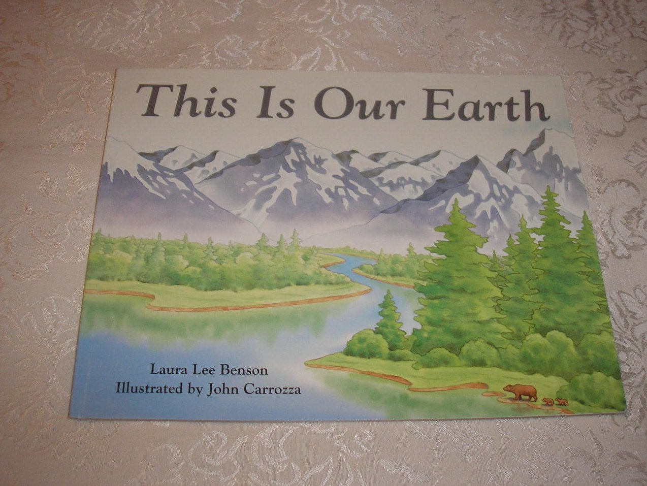 This Is Our Earth Laura Lee Benson good sc