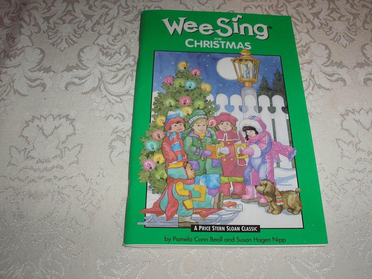 Wee Sing For Christmas Songs and Poems very good sc