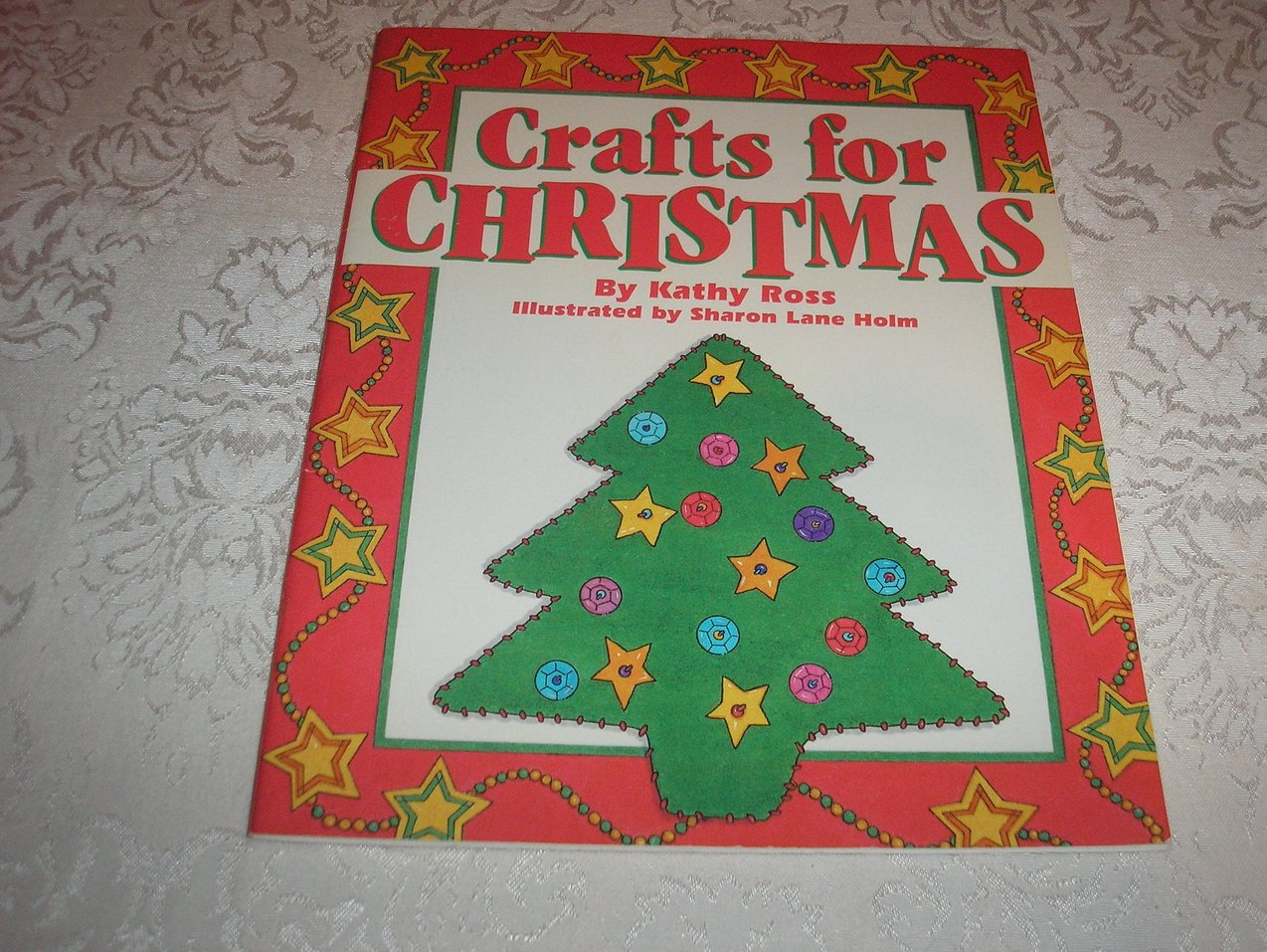 Crafts for Christmas Kathy Ross very good sc