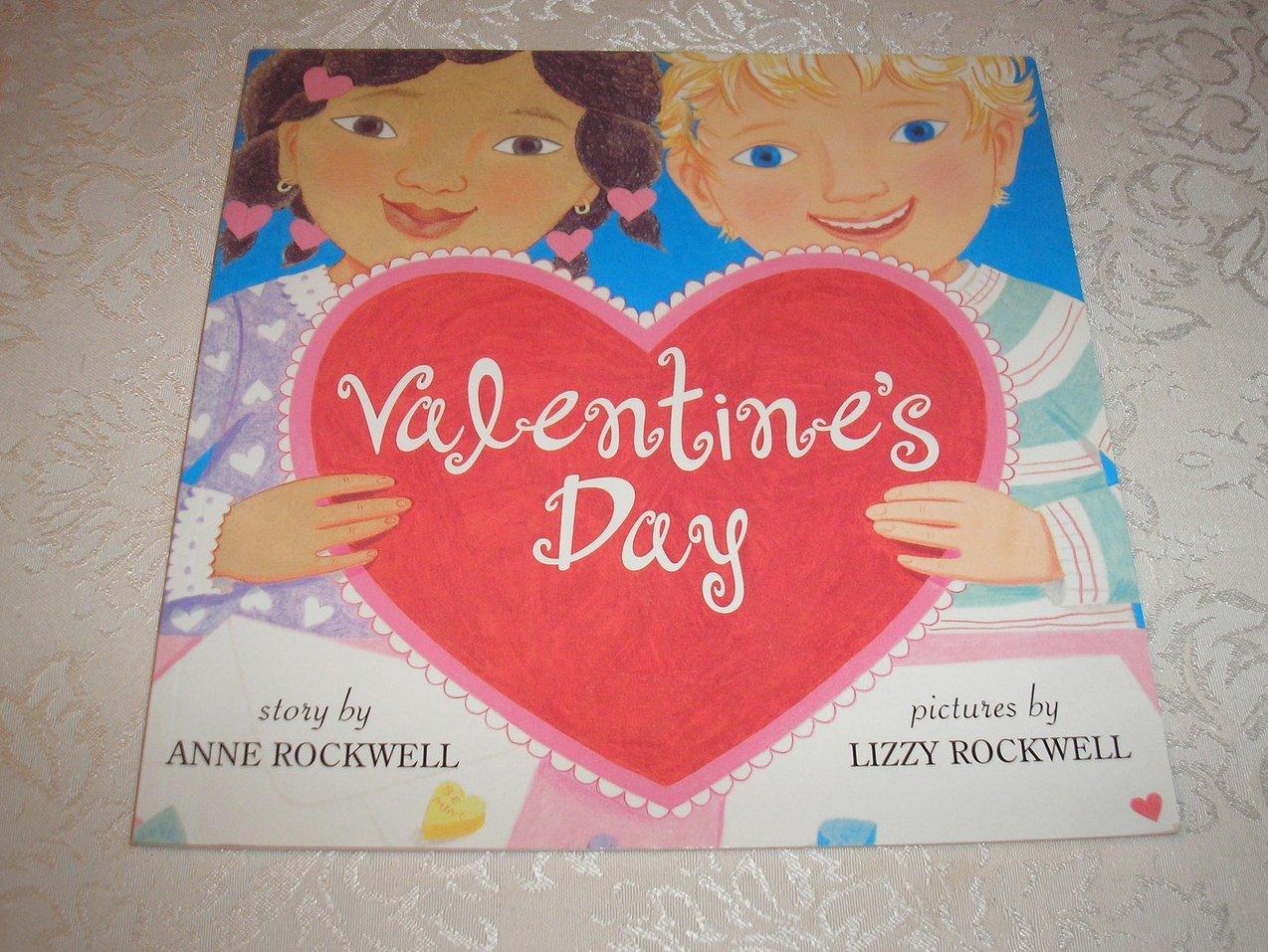 Valentine's Day Anne Rockwell very good sc
