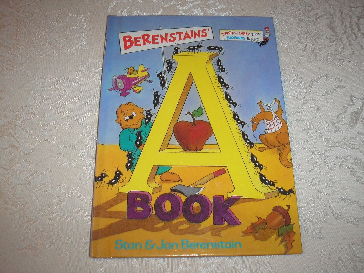 Berenstains' A Book Stan and Jan Berenstain good hc