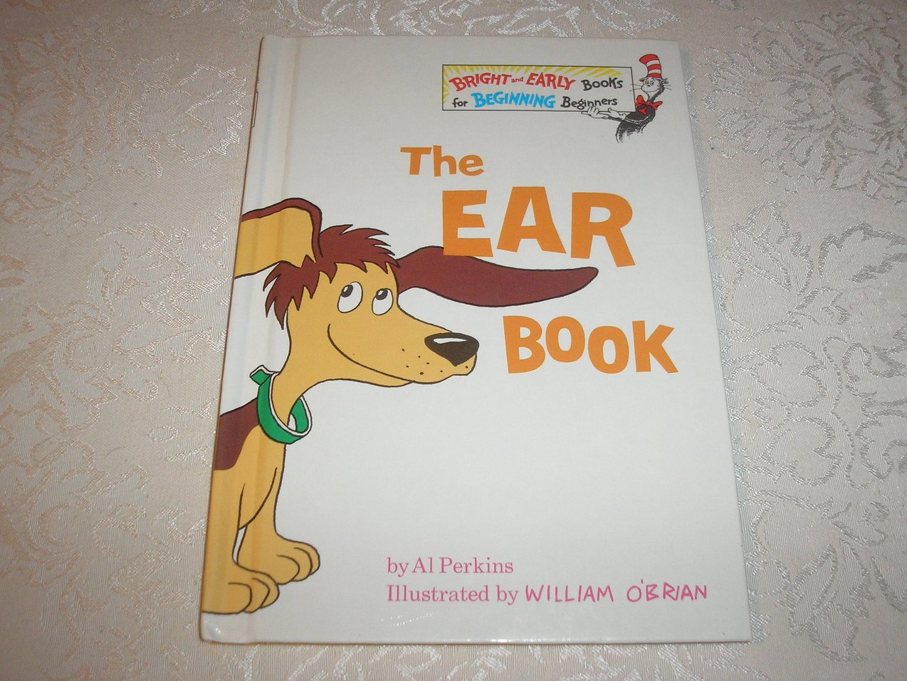 The Ear Book Al Perkins good hc