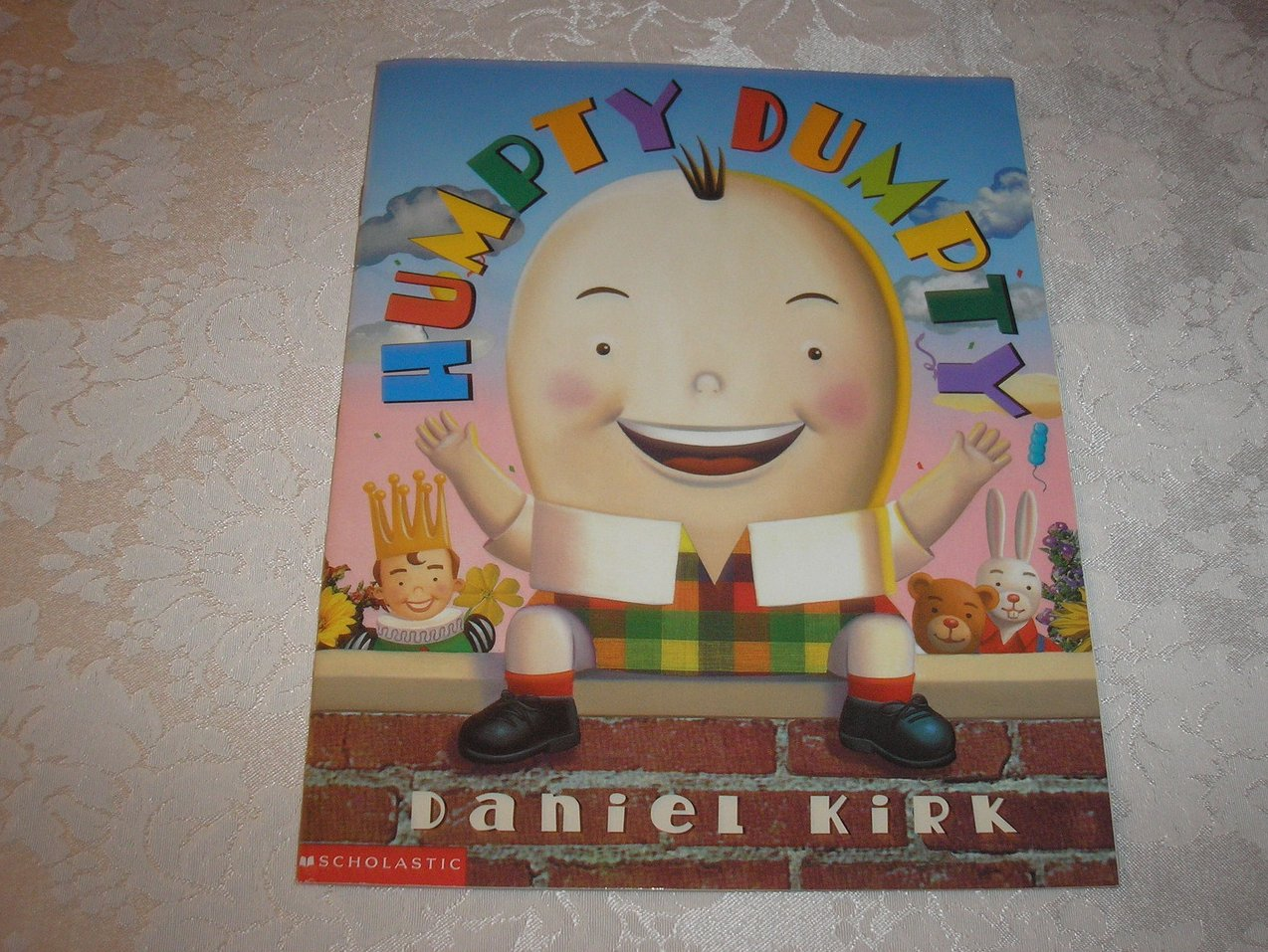 Humpty Dumpty Daniel Kirk very good rare sc