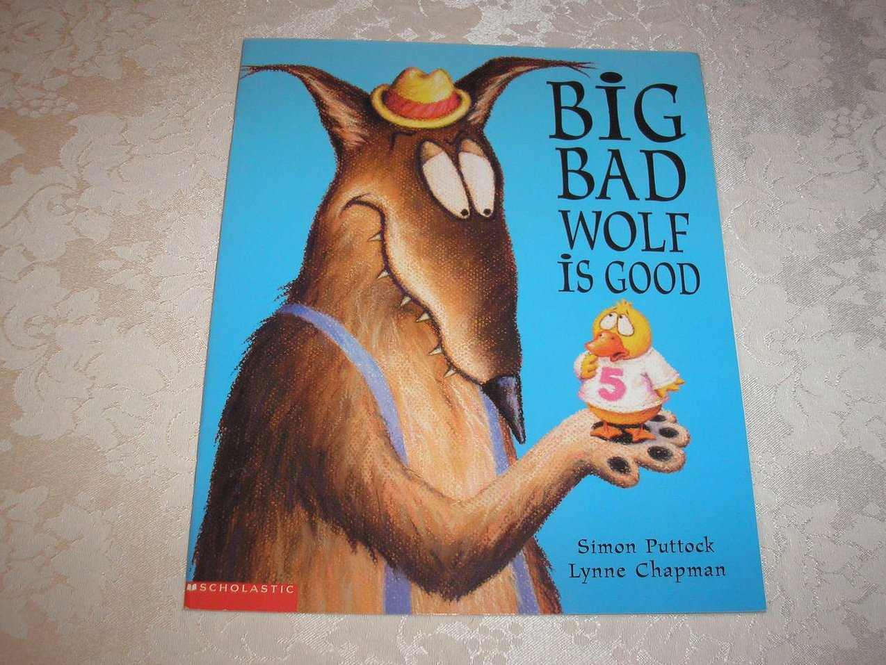 Big Bad Wolf Is Good Simon Puttock like new rare sc
