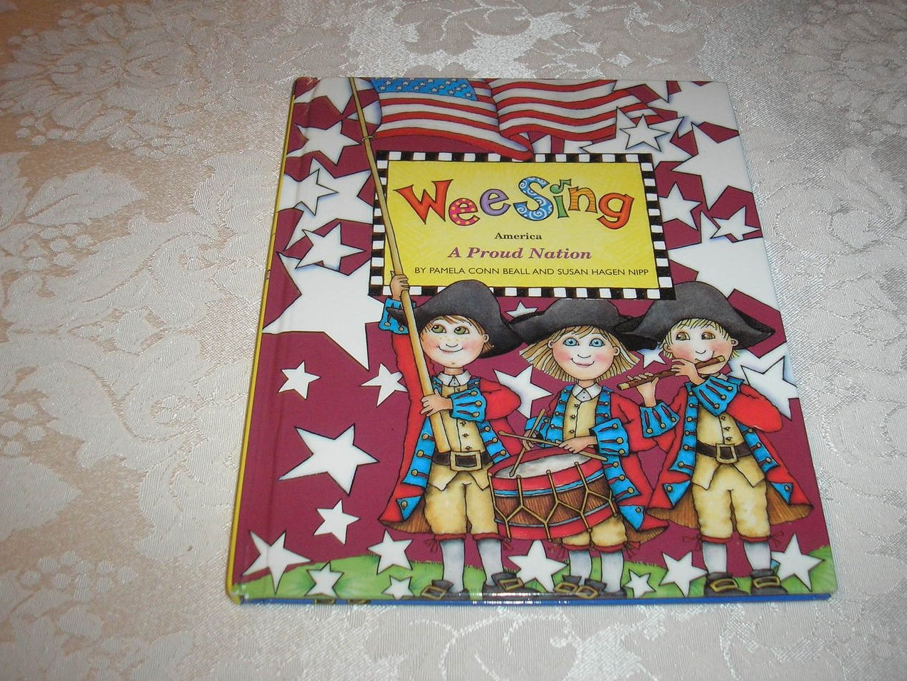 Wee Sing America A Proud Nation series book 1 good hc