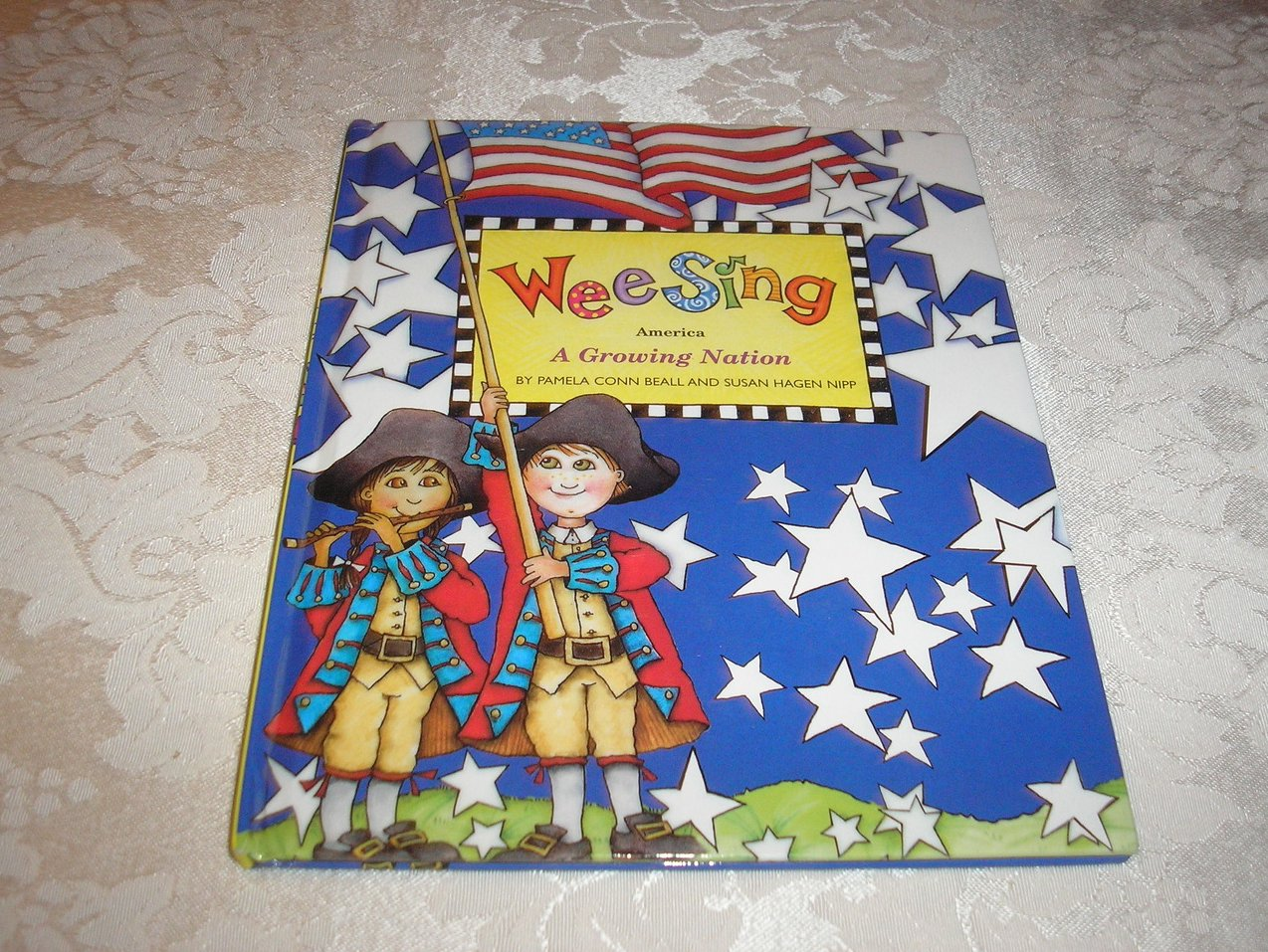 Wee Sing America A Growing Nation series book 2 very good hc