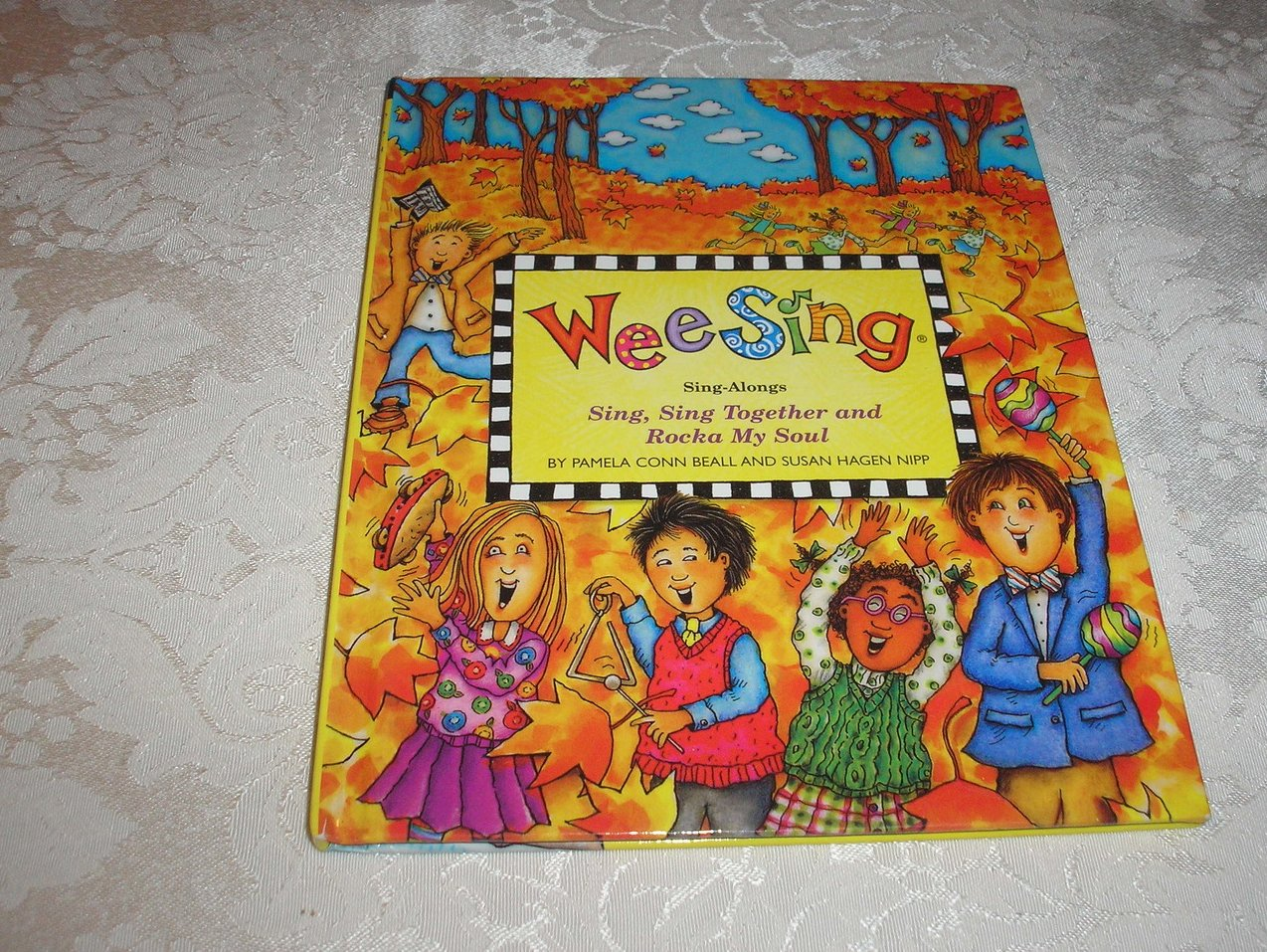 Wee Sing Sing-Alongs series book 12 very good hc