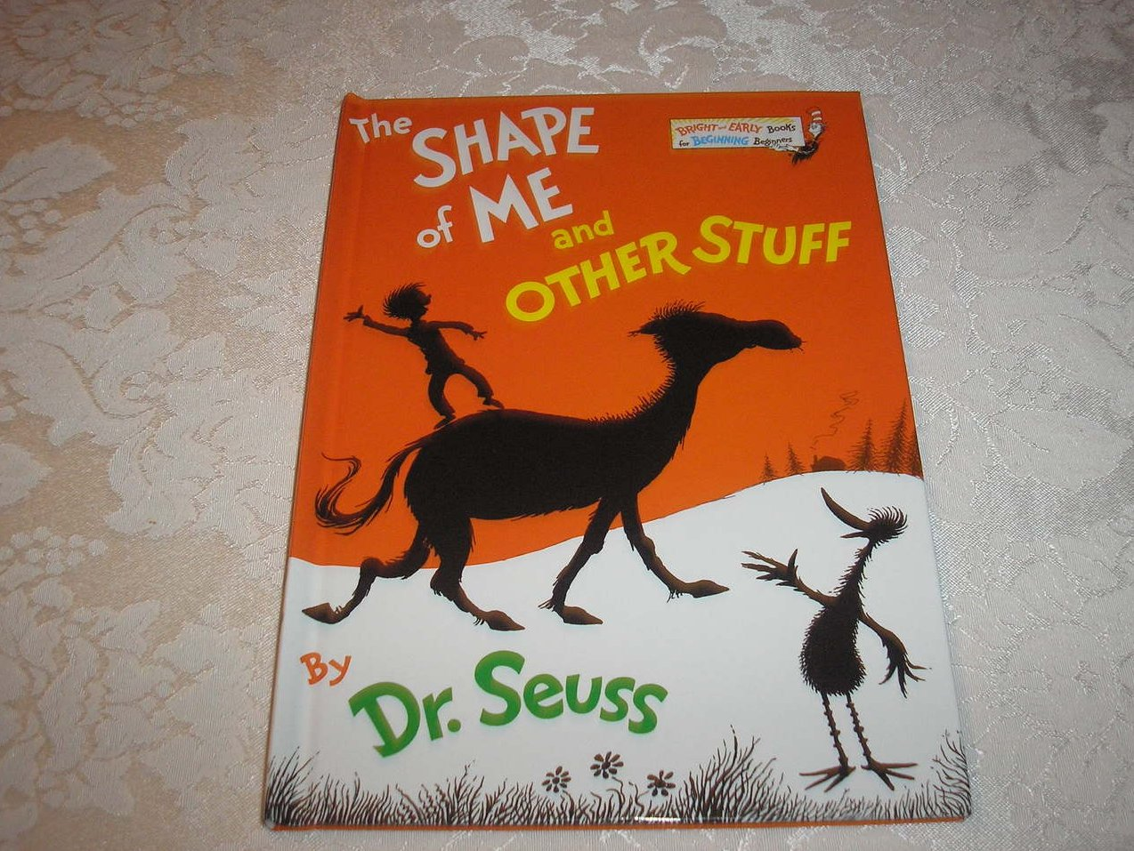 The Shape of Me and Other Stuff Dr. Seuss brand new original size hc