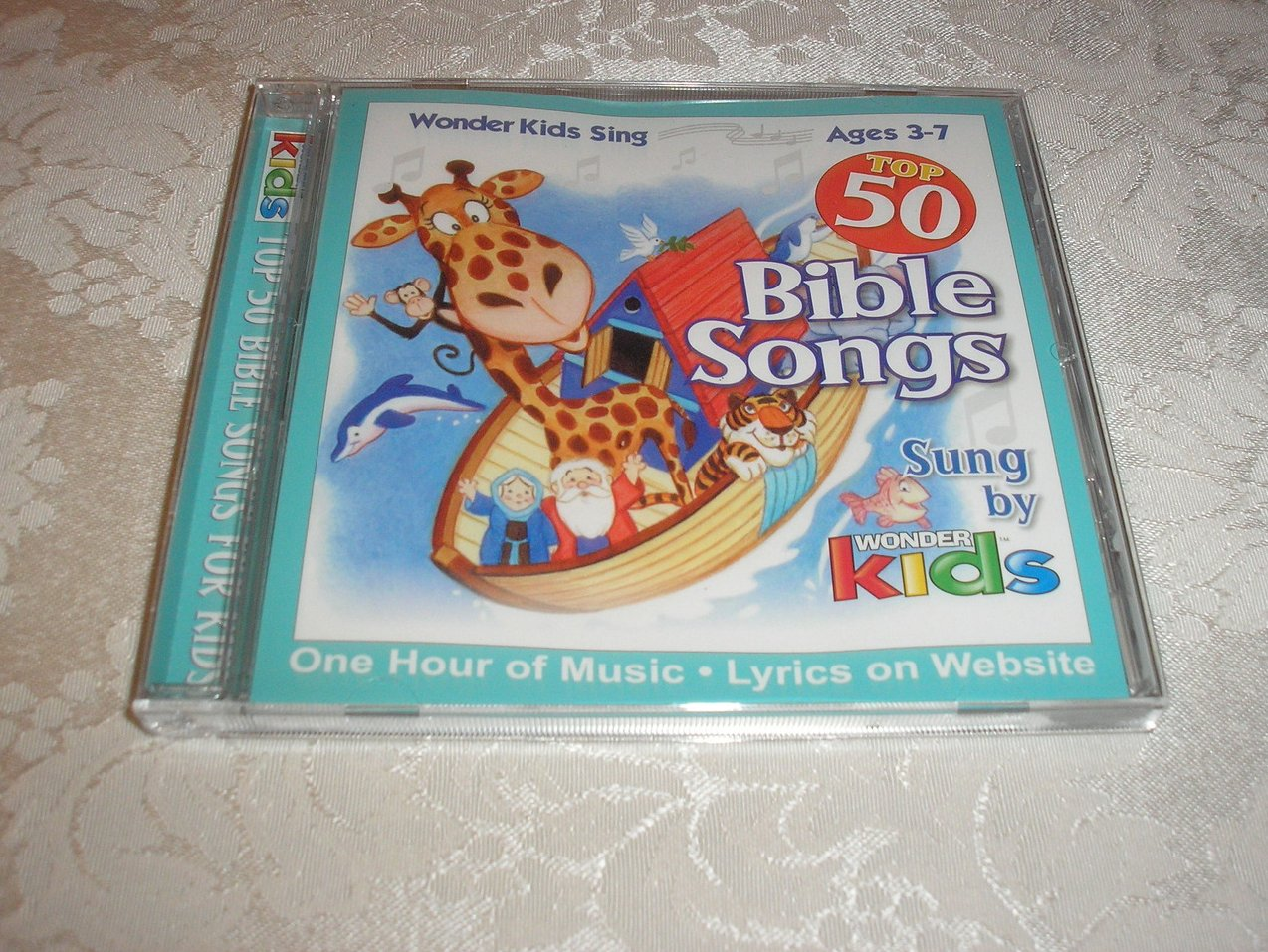 Wonder Kids Sing Bible Songs brand new sealed CD