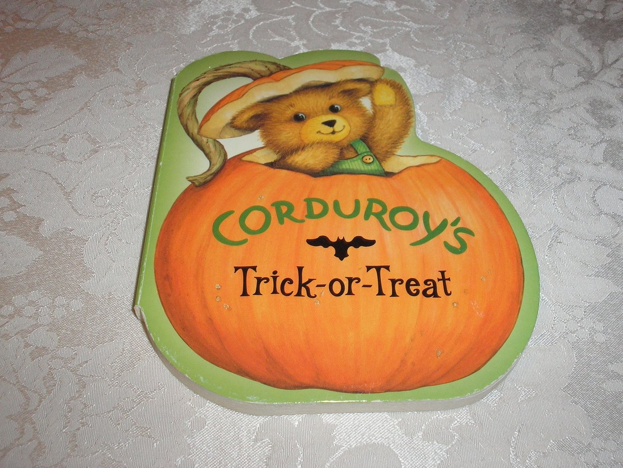 Corduroy's Trick-or-Treat good board book