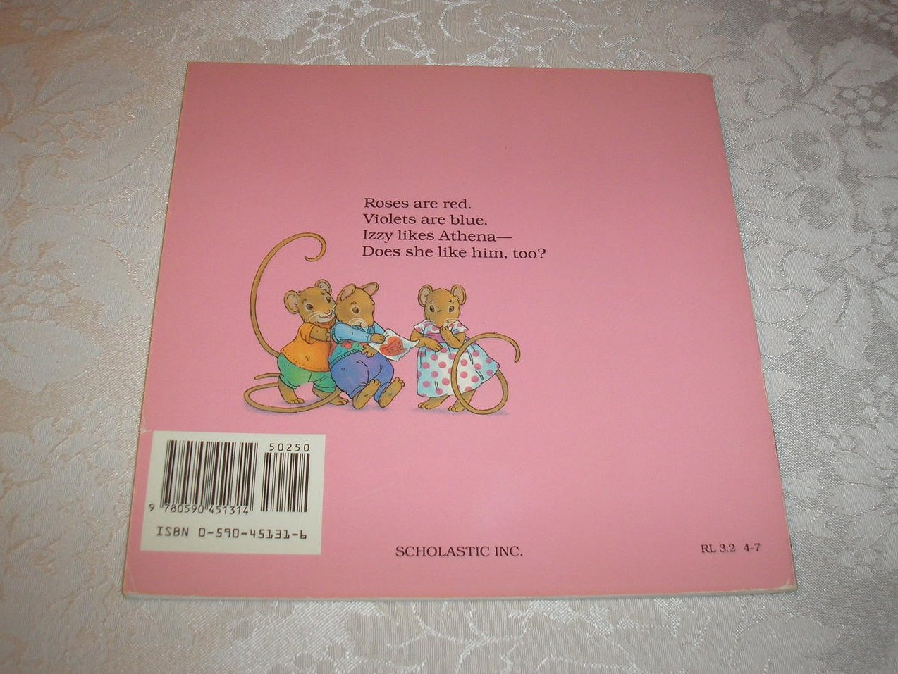 Image 5 of Be My Valentine M.J. Carr Good Softcover