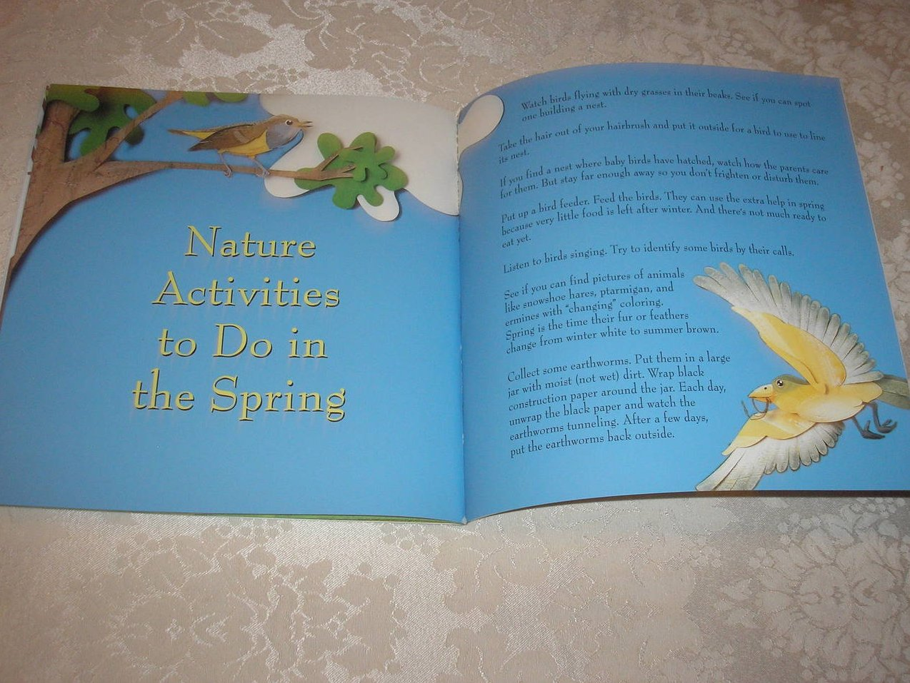 It S Spring Linda Glaser Brand New Softcover