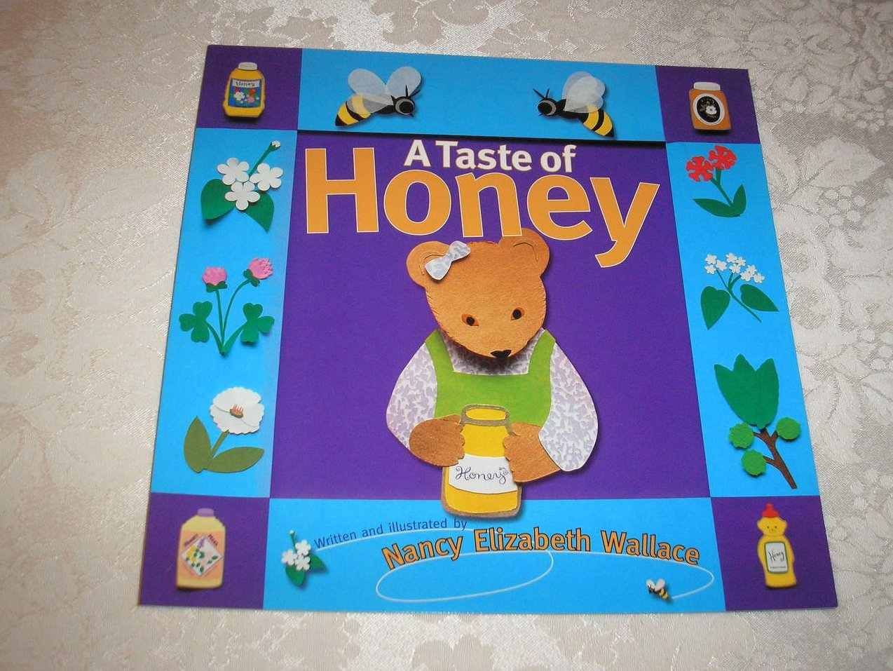 A Taste of Honey Nancy Wallace brand new sc
